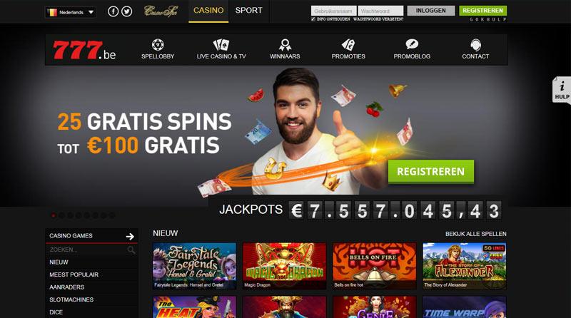 Casino 777 Uitbetaling