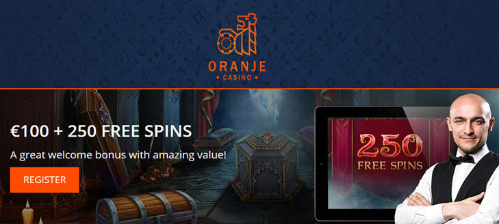 250 Free Spins